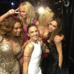 Las Spice Girls actuaron anoche en la Gala de Clausura de los JJ.OO de Londres 2012