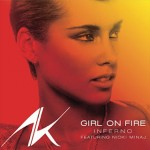 Alicia Keys estrena 'Girl On Fire' en tres diferentes versiones