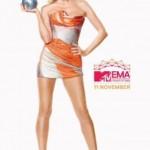 #MTVEMA 2012: Heidi Klum presentará los MTV Europe Music Awards desde Frankfurt