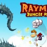 Anunciado 'Rayman Jungle Run' para iOS y Android