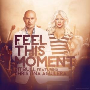 Pitbull-Christina-Feel-This-Moment