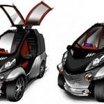 Toyota diseña un coche con Kinect integrado