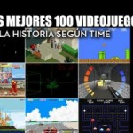 La revista TIME escoge los 100 mejores juegos de la historia