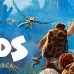 Trailer en español de 'Los Croods: Una aventura prehistórica'