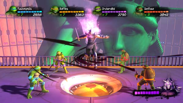 TMNT: Turtles In Time Reshelled