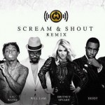 Britney Spears y will.i.am estrenan el remix de 'Scream & Shout' con Waka Flocka, Lil Wayne , Hit Boy y Diddy