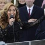 Beyoncé, Kelly Clarkson y James Taylor actuan en la toma de posesión de Barack Obama
