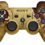 Anunciado un Dualshock 3 inspirado en 'God of War: Ascension'