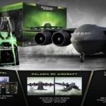 Anunciada la edición coleccionista de 'Splinter Cell: Black List' que incluye un avión teledirigido
