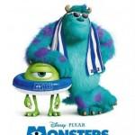 Nuevo cartel y trailer en español de 'Monstruos University'