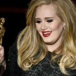 Adele gana su primer Oscar por 'Skyfall'