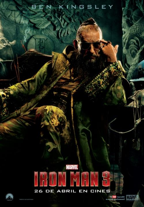 iron man 3 mandarin