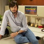 Ashton Kutcher fue hospitalizado por seguir la dieta de Steve Jobs