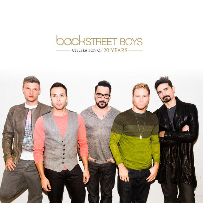 Backstreet Boys 20 Years