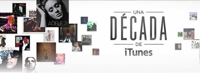 iTunes década