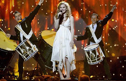 Emmelie de forest eurovision