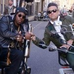Dizzee Rascal y Robbie Williams estrenan el vídeo de 'Goin' Crazy'