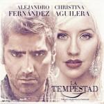 Estreno de 'Hoy tengo ganas de ti' de Christina Aguilera y Alejandro Fernández