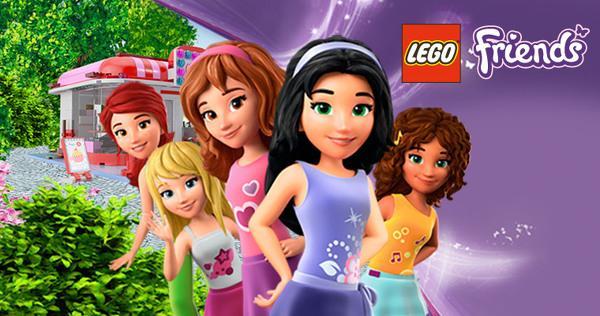 Lego Friends Llegara A Nintendo Ds Y 3ds Este Otono Pause Es