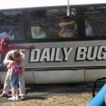 El hombre araña sujeta un autobús y Rhino ataca en las nuevas imágenes de 'The Amazing Spider-man 2'