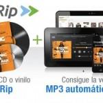 Amazon España regala la edición digital del disco que compres o hayas comprado