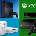 Comparativa y especificaciones de Playstation 4, Xbox One y Wii U