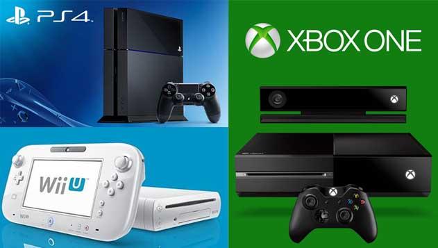 consolas de videojuegos ultima generacion