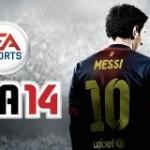 #E32013 EA Sports muestra 'NBA Live 14', 'UFC' y 'FIFA 14'
