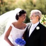 Con 69 años, George Lucas se casa con la ejecutiva Mellody Hobson de 44 años