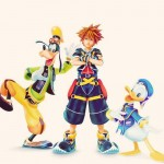 Square Enix publica la primera ilustración de 'Kingdom Hearts III' para PS4 y Xbox One
