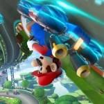 #E32013 El fontanero italiano protagoniza 'Mario Kart 8' y 'Super Mario 3D World'