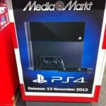 Sony  vende más de 134.000 PS4 en España, pero no podrá enviar más hasta el 13 de enero