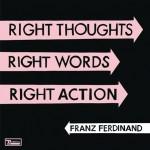 Franz Ferdinand estrena el vídeo de 'Right Action'