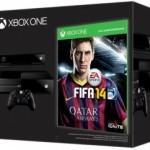 #GC 2013: Microsoft confirma que al reservar Xbox One te llevas FIFA 14 de regalo