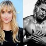 Dakota Johnson y Charlie Hunnam serán la pareja protagonista en '50 Sombras de Grey' que ya tiene fecha de estreno