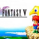 Ya disponible 'Final Fantasy V' para Android