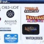 Se filtra una imagen promocional de Ubisoft con 7 juegos nuevos