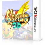 Square Enix ha cancelado 'Chocobo Racing 3D' para Nintendo 3DS