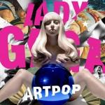Lady Gaga publica la portada de su nuevo álbum, 'ARTPOP'