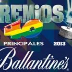 #Premios40Principales 2013: Conoce la lista completa de nominados