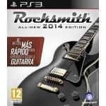 Lista completa de canciones de 'Rocksmith 2014 Edition'