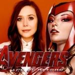 Elizabeth Olsen será Bruja Escarlata en 'Los Vengadores 2: La era de Ultron'