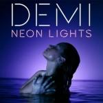 Demi Lovato publica el lyric vídeo de 'Neon Lights'