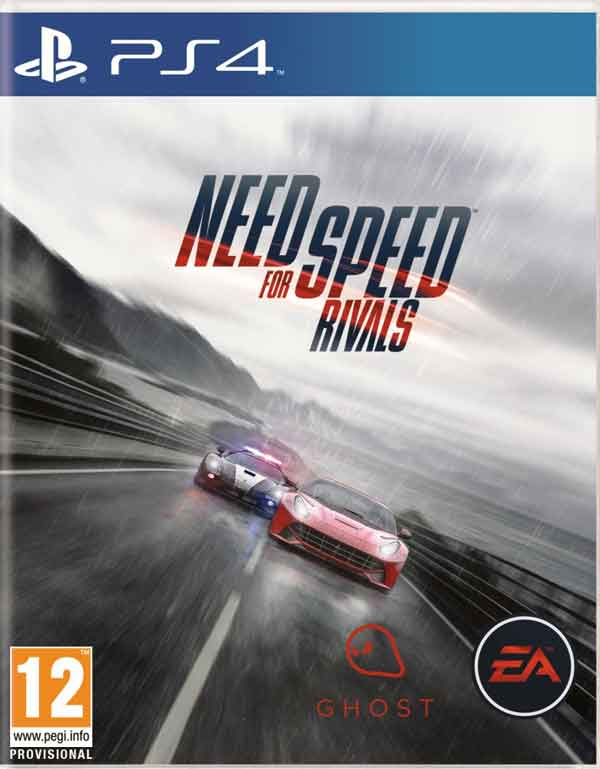 descubre la lista de coches de 39 need for speed rivals 39. Black Bedroom Furniture Sets. Home Design Ideas