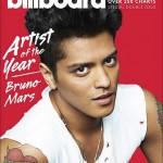 La revista Billboard elige a Bruno Mars como Artista del Año