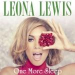 Leona Lewis estrena el vídeo de 'One More Sleep'