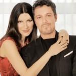 Laura Pausini y Alejandro Sanz juntos en el videoclip de 'Víveme'