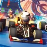 'F1 Race Stars Powered Up Edition' llega a Wii-U
