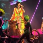 El Prismatic World Tour de Katy Perry se emitirá el 28 de marzo