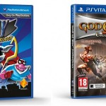 Sony anuncia 'God of War Collection' y 'The Sly Trilogy' para PS Vita